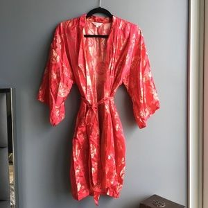 Red Dragon Robe